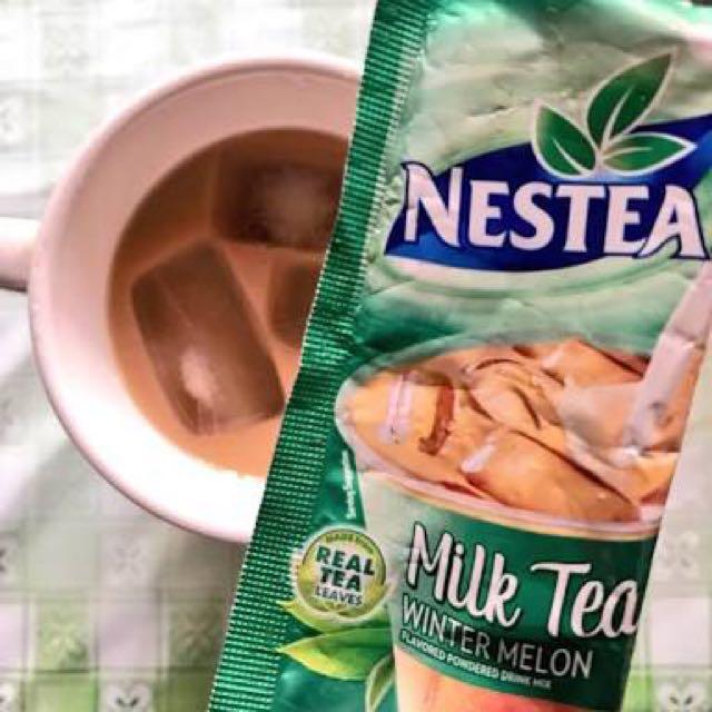 Nestea milk tea wintermelon