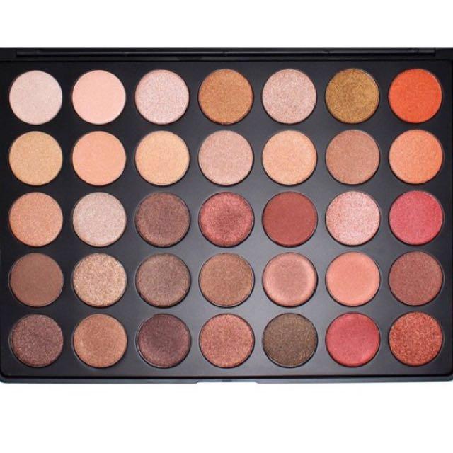 (NEW) 35os Morphe Shimmer Palette