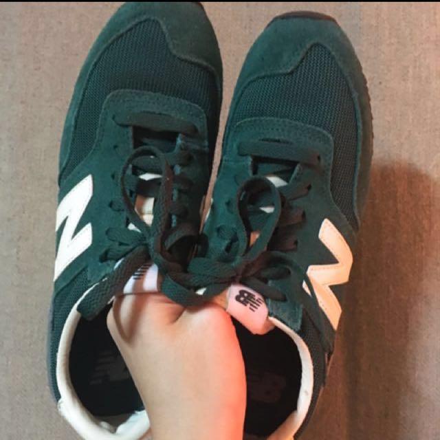 New Balance 620 綠色麂皮  25.5cm