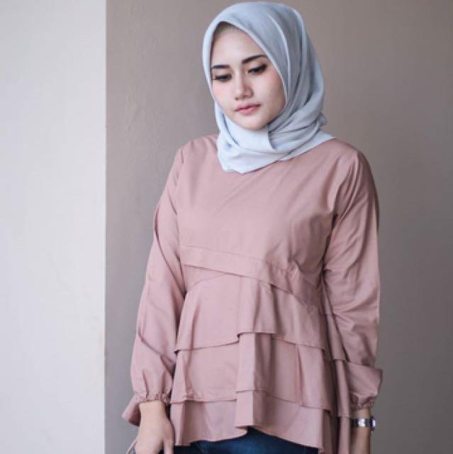 New blouse (free ongkir)