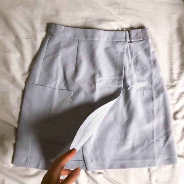 NEW Wrap skirt size 8