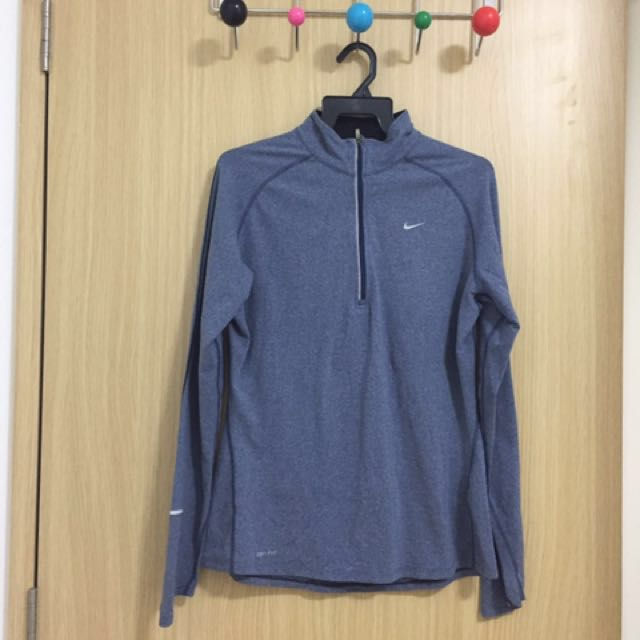 Nike dri fit sweat shirt