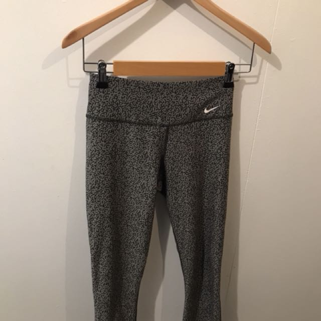 Nike dri-fit tights xs