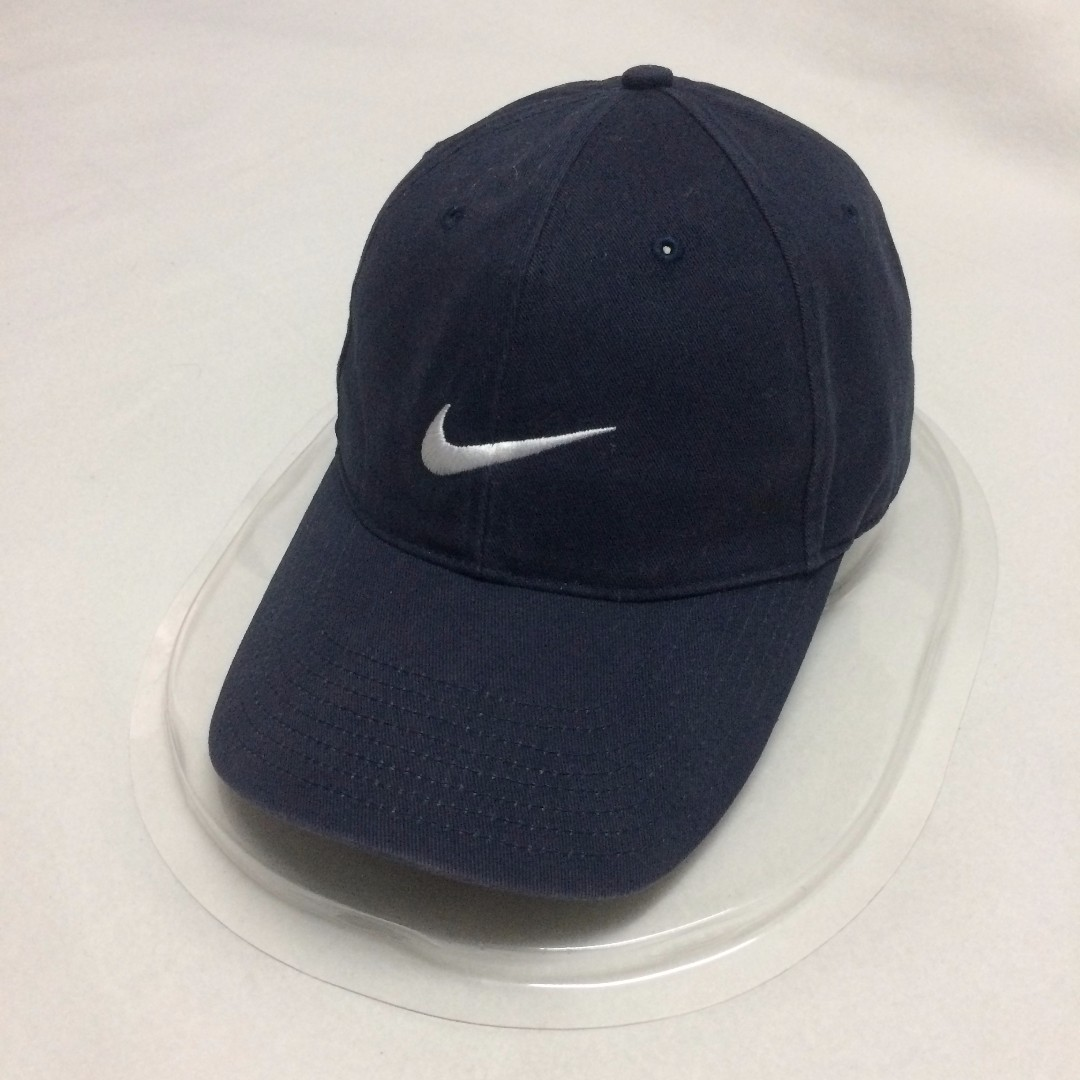 118e3574 get nike swoosh velcro hats sports other on carousell cc1b6 4d162