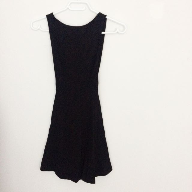 Open to Trades - American apparel Ponte skater dress