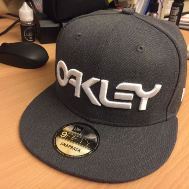 300f010909915f ... shop czech original new era oakley snapback cap sports other on  carousell ad72c 507a9 0a3f6 17c45 ...