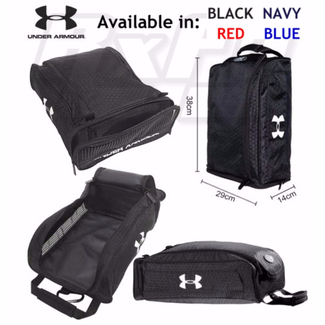 d18d594232 Original  Under Armour US team sport travel shoe carry sports bag ua ...