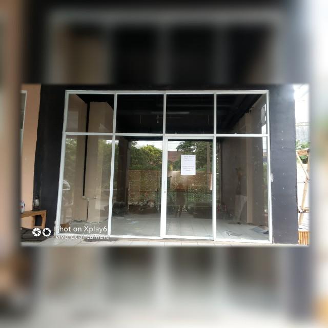 pintu kaca 9ml