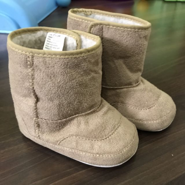 Prewalker boots ( new )
