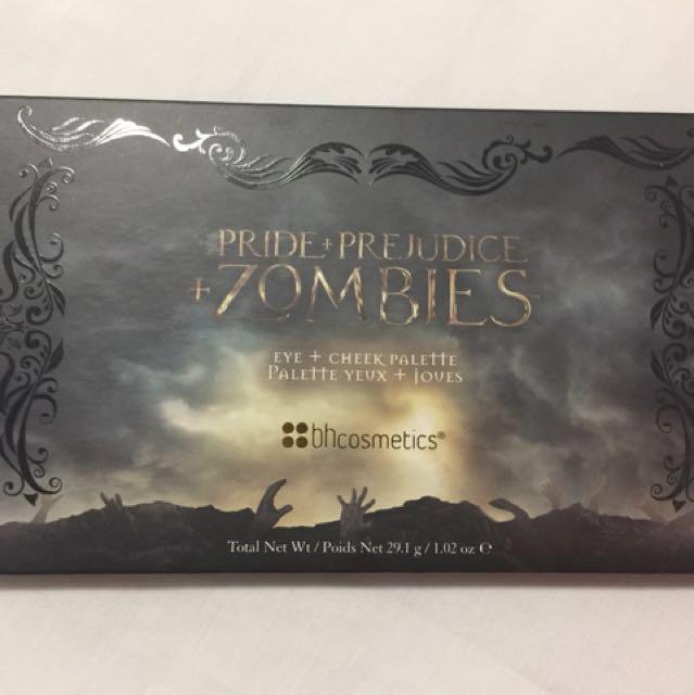 Pride & Prejudice & Zombies Eye Shadow Palette