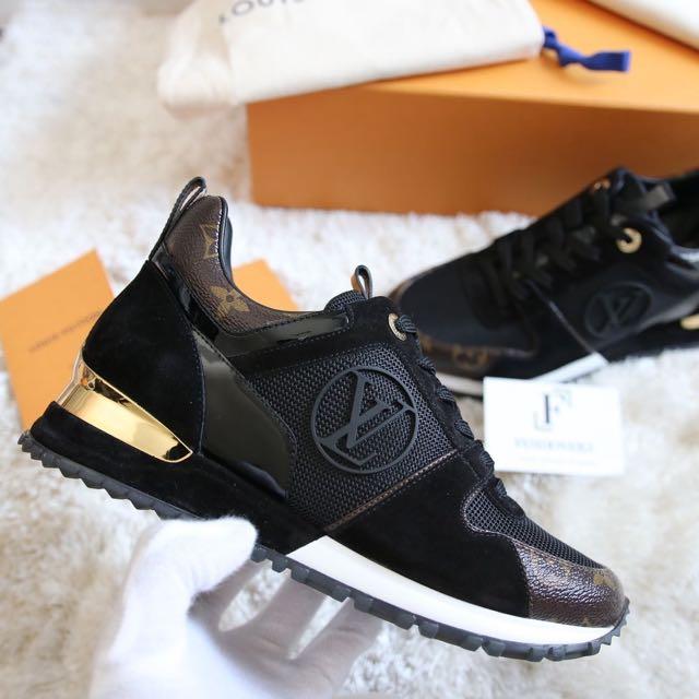 RARE LV Run Away Sneakers