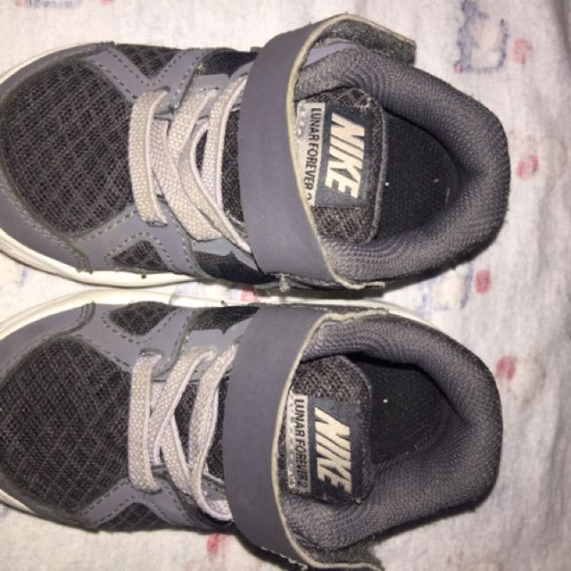 Repriced Nike Lunar for toddlers