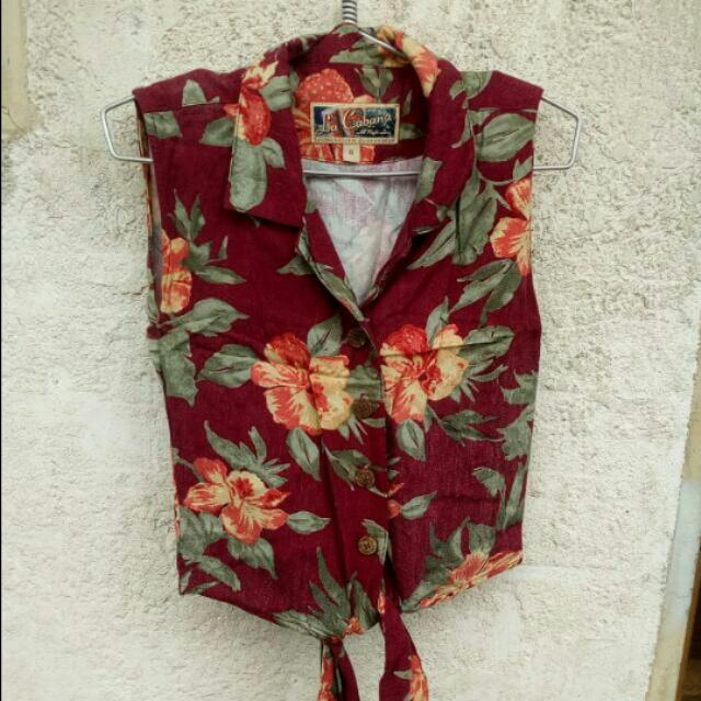 Repriced! Summer Top Floral