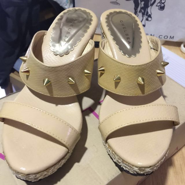 REPRICED!!!!Chelsea Wedge