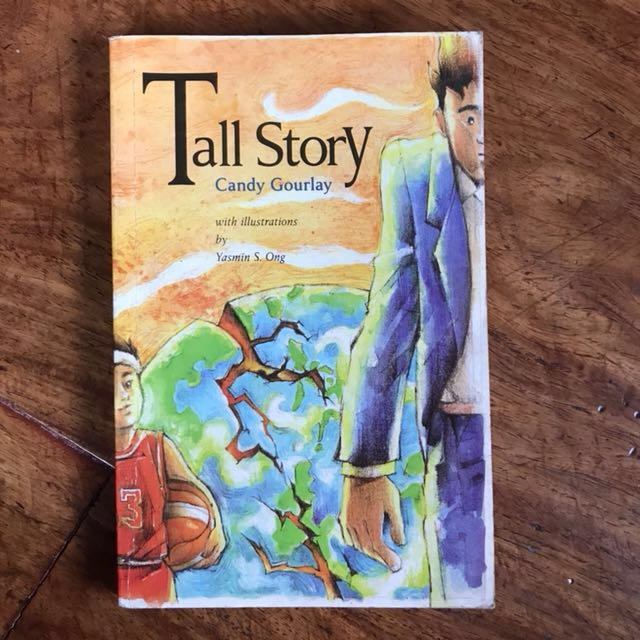 ❗️REPRICED❗️Tall Story by Candy Gourlay