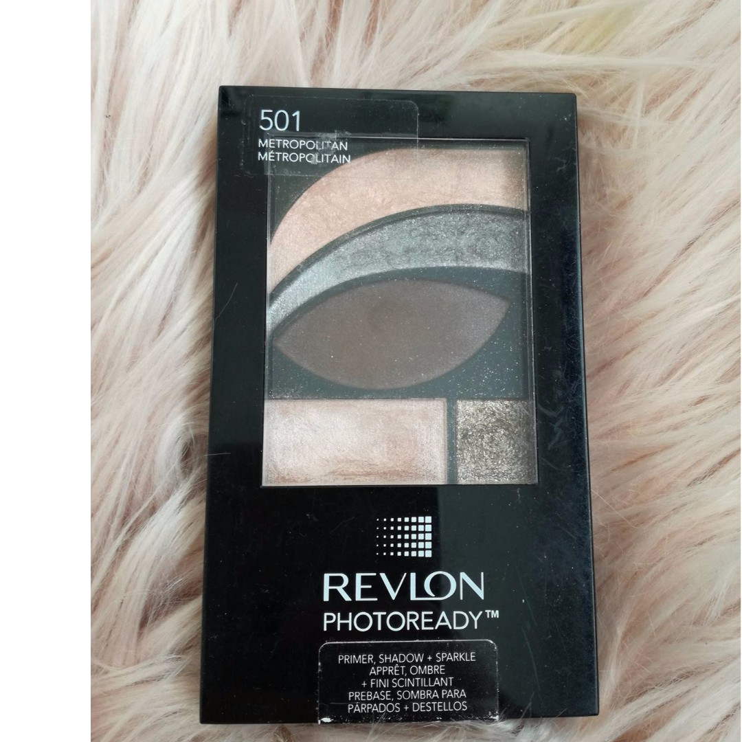 Revlon Photo Ready Eyeshadow