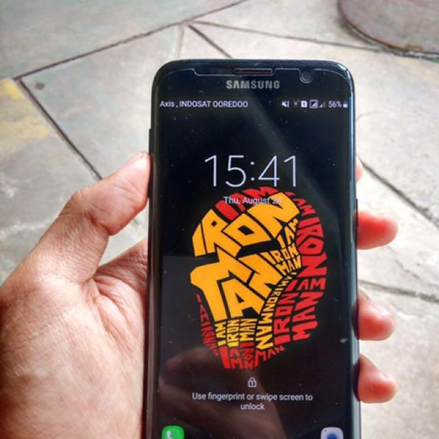 Samsung Galaxy S7 Edge 128gb Fullset garansi SEIN