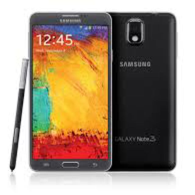Samsung note 3 black color used in good condition,android ,playstore with  free games and apps to download,📸📱pictures attached in posting for