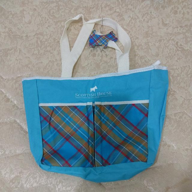 Scottish House 帆布 手提袋