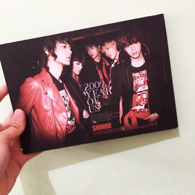 SHINee Third Mini Album: 2009, Year Of Us