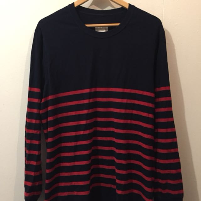 Sly Guild Long Sleeve T-Shirt Size Large