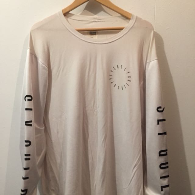 Sly Guild Long Sleeve T-Shirt Size XL
