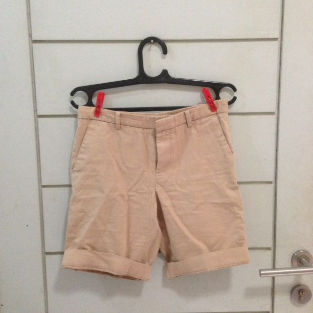 Soft Brown Shortpants