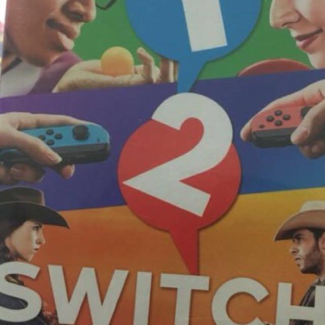 收switch1+2和MARIOKART 價錢自己報