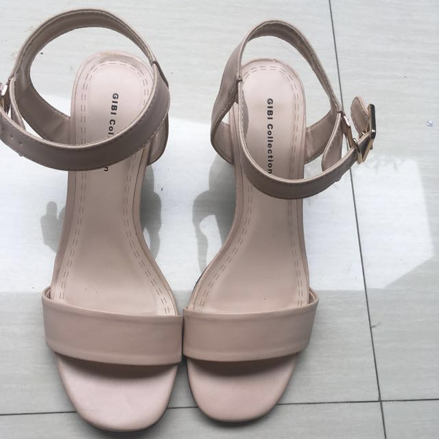 325564344f9b Taupe Gibi Sandals (Size 7)