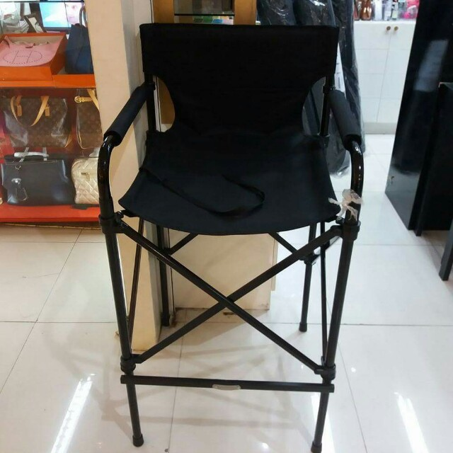 photo photo photo photo photo & Telescopic Makeup Chair Preloved Health u0026 Beauty Makeup on Carousell