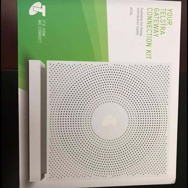 Telstra ADSL Modem Router