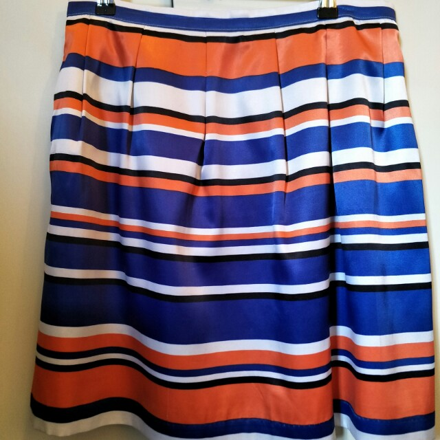 Tokito striped Skirt