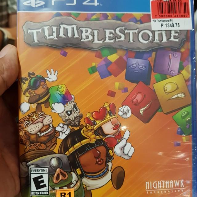 Tumblestone PS4