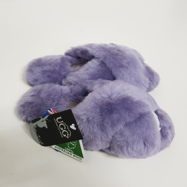 0e944296e777 UGG Ozlana Fluffy Bedroom Slippers