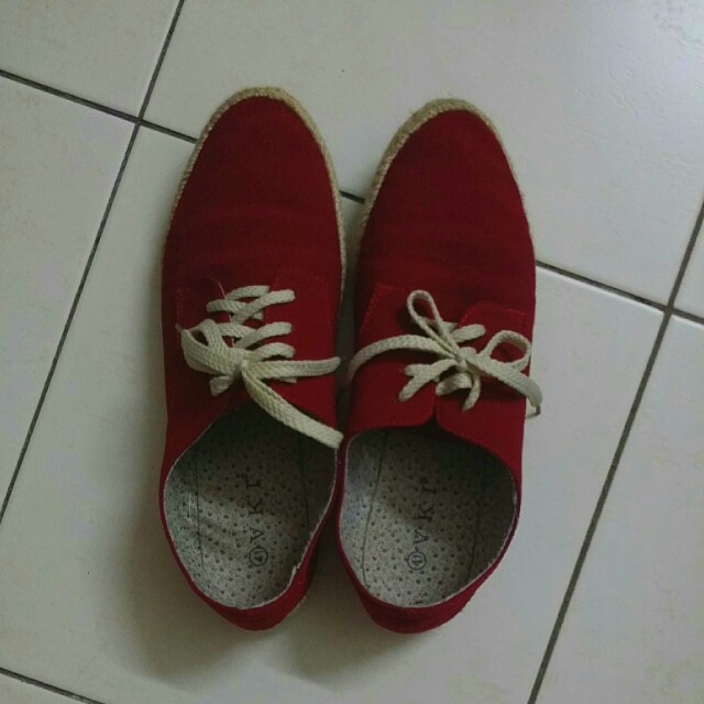 Vki Red Shoes