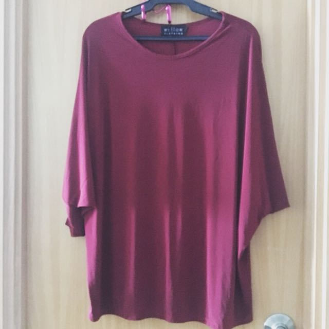 Willow Jersey Top