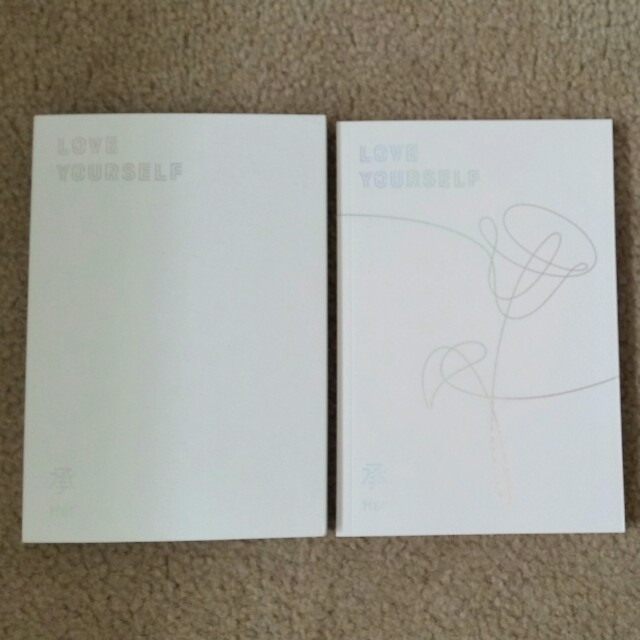 WTS BTS Love Yourself album & poster
