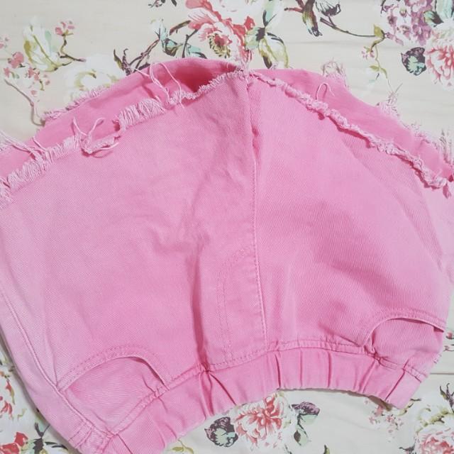高腰褲(XL)