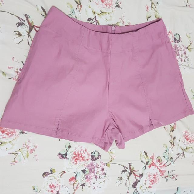 高腰短褲(XL)