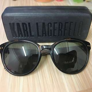 100% authentic [KARL LAGERFIELD] Sunglasses