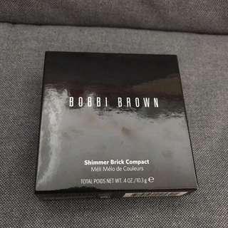 BN BOBBI BROWN SHIMMER BRICK COMPACT (BRONZE)