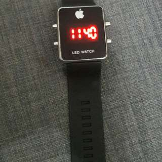 Kids led watch apple inspired style #midnovember50