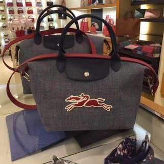 Authentic Longchamp On The Road