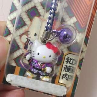 (送)日本限定 sanrio hello kitty 吊飾