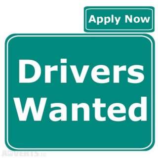 Singapore Airshow 2018 Drivers Wanted!!!!!