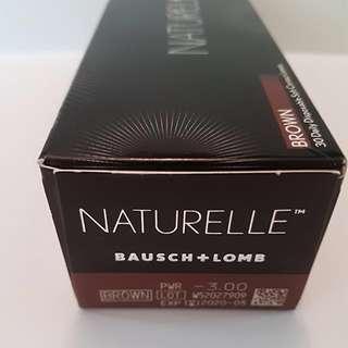 Naturelle (Bausch n lomb) Brown