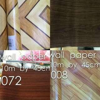 Self Adhesive Wall Paper