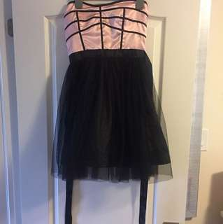 Tule party dress