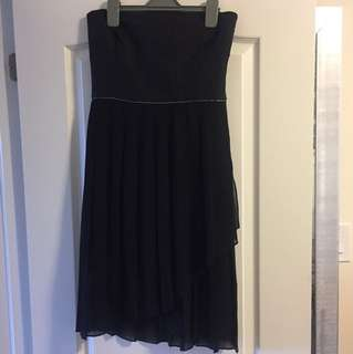Rw & co black dress