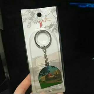 🚚 國立臺灣美術館鑰匙圈